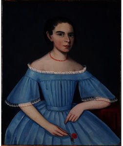 Mary O'Connel, Pittsfield, Massachusetts
