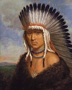 Petelesharro (Generous Chief)