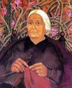 Retrato de Doña Rosita Morillo