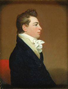 Image of Portrait of a Man