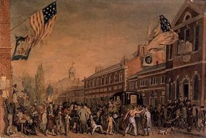 Election Day 1815
