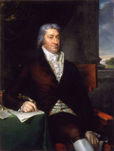 Chancellor Robert R. Livingston