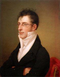 Portrait of Rubens Peale