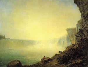 The Canadian Side of Niagara Falls, Platform Rock