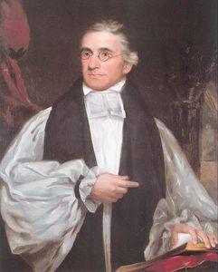 Reverend Nathaniel Bowen