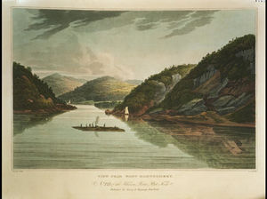 View near Fort Montgomery