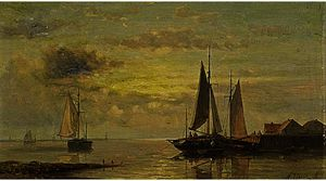 Shipping In Calm Waters 1
