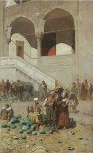 A Syrian Market