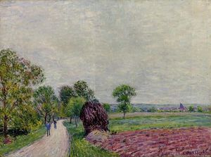 Countryside near Moret