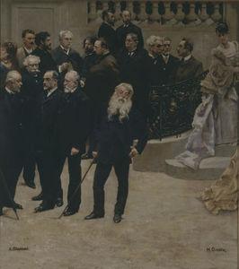 Fragment du panorama du siècle
