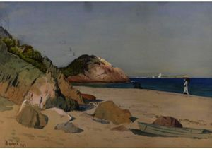 PROMENADE ON THE BEACH