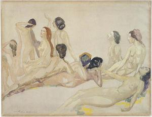 Eleven Nudes