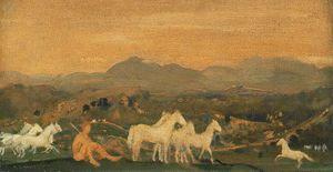 Horses of Attica