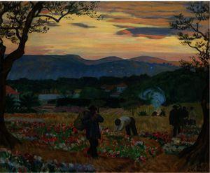 The Flower Harvest