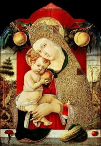 Madonna with the Child 2