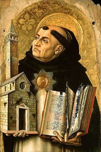 St. Thomas of Aquino