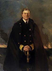 Admiral Sir David Beatty, Lord Beatty 1