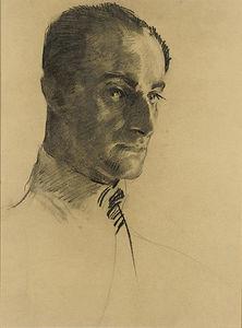 Untitled (Head of a Man)