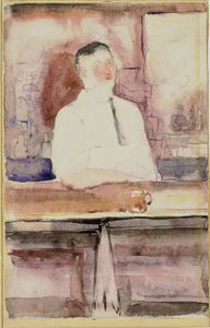 93.189.13; Demuth, Charles; Bartender at the Brevoort