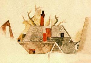 Red chimneys