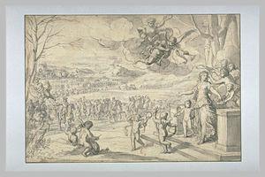 Louis XIV, retour de la guerre