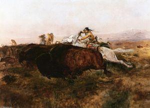 Buffalo Hunt # 10