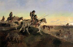 Seeking New Hunting Grounds