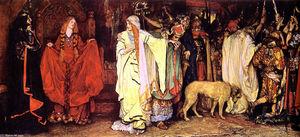 King Lear. Cordelia's Farewell