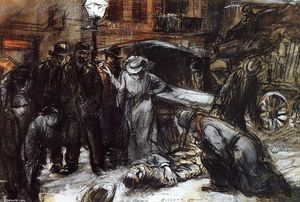 NIght LIfe, The Accident