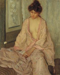 The Pink Kimono 1