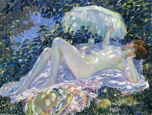 Venus In The Sunlight