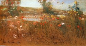Poppies, Isles of Shoals 1