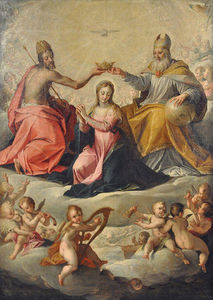 Coronation of Mary
