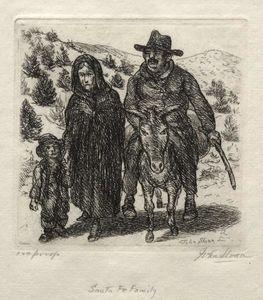 Santa Fe Family