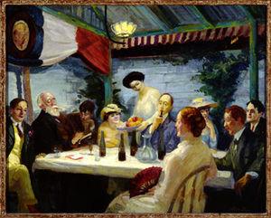 Yeats at Petitpas