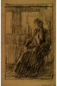 Anna Weir By The Windows