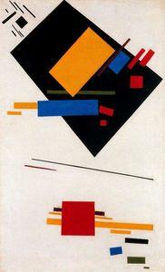 Suprematist Painting 6