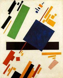Suprematist Painting 7