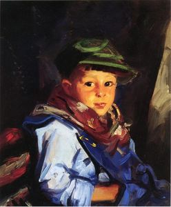 Boy with a Green Cap (aka Chico)