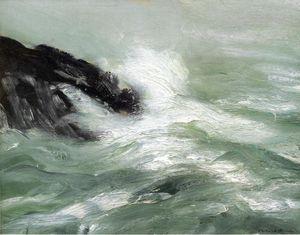 Marine - Storm Sea