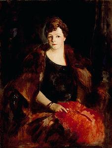 Portrait of Mrs. William Preston Harrison