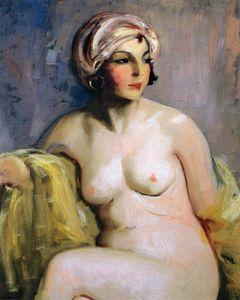 Zara Levy, Nude
