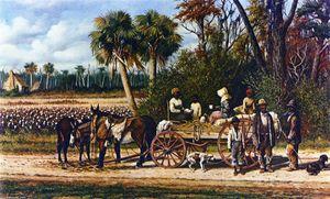 Cotton Wagon's Empty