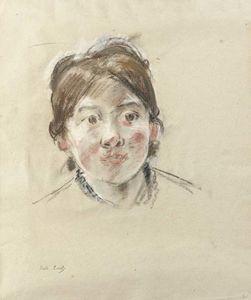 Portrait de Mlle Labillois