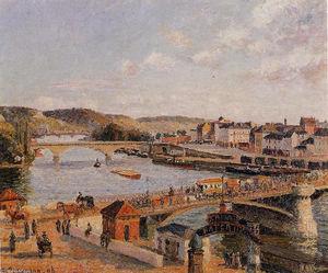 Afternoon, Sun, Rouen