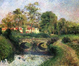Little Bridge on the Voisne, Osny