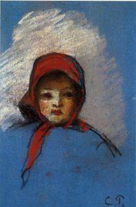 Portrait of Jeanne Rachel (Minette)