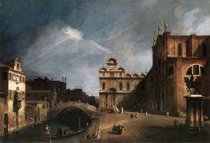 Santi Giovanni e Paolo and the Scuola di San Marco 1