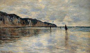 Low Tide at Pourville