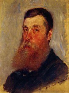 Portrait of an English Painter, Bordighera